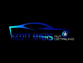 Scott Myers Auto Detailing Logo Design Freelancelogodesign Com