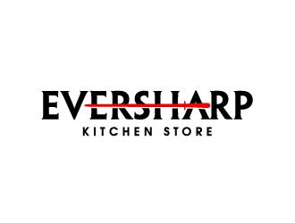 Kitchen Store Logo eversharp kitchen store logo design - freelancelogodesign