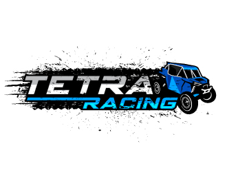 tetra racing logo design freelancelogodesign com