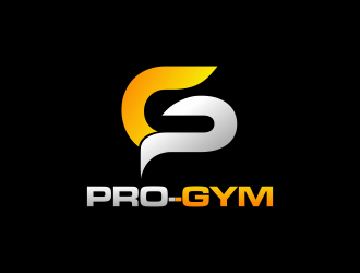 Pro Gym Logo Design Concepts 2