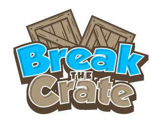 Break the Crate logo design by karjen