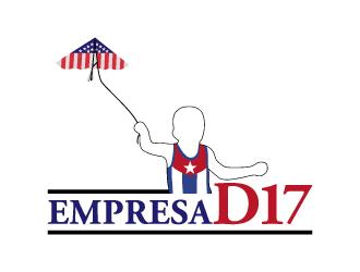 Empresa D17 logo design by abss