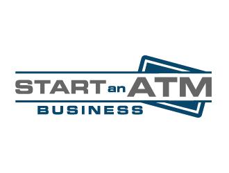 Start an ATM Business logo design by akilis13