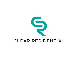 Clear Residential logo design concepts #28