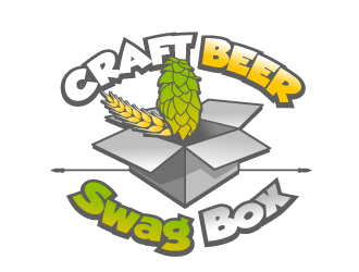Craft Beer Swag Box Logo Design