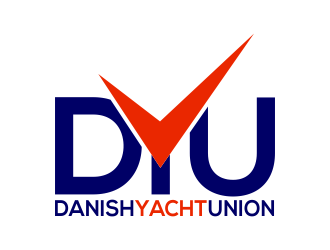 "DANISH YACHT UNION     ""DYU"" logo design"