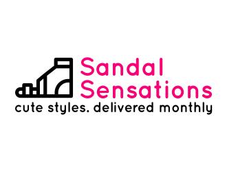 Sandal Sensations logo design by bluepinkpanther_