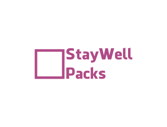 Stay Well Packs logo design
