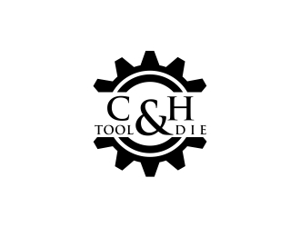 C & H Tool and Die logo design concepts #10