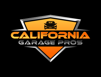 California Garage Pros logo design concepts #5