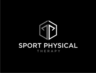 JP.PT Sport Physical Therapy logo design concepts #4