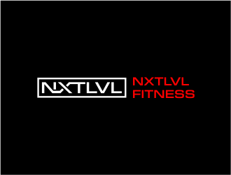 NXTLVL Fitness logo design concepts #6