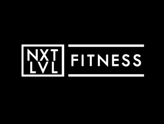 NXTLVL Fitness logo design concepts #8