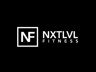 NXTLVL Fitness logo design concepts #11