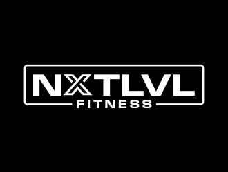NXTLVL Fitness logo design concepts #12