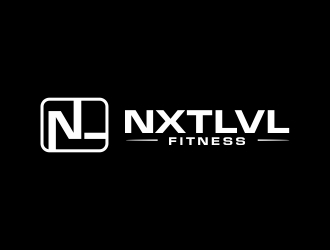NXTLVL Fitness logo design concepts #15