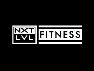 NXTLVL Fitness logo design concepts #17
