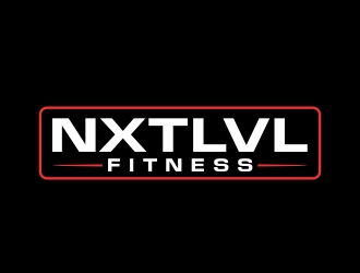 NXTLVL Fitness logo design concepts #20