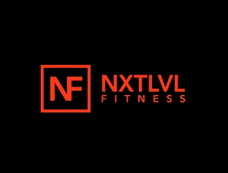 NXTLVL Fitness logo design concepts #2