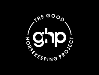 The Good Horsekeeping Project logo design concepts #5