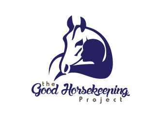 The Good Horsekeeping Project logo design concepts #9