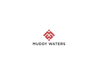 Muddy Waters logo design concepts #1