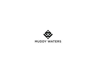 Muddy Waters logo design concepts #2