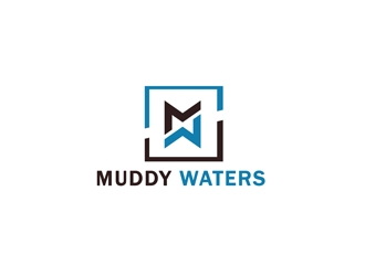 Muddy Waters logo design concepts #3