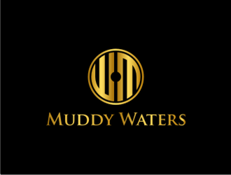 Muddy Waters logo design concepts #5