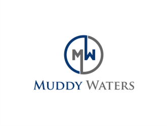 Muddy Waters logo design concepts #6