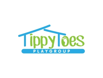 Tippy Toes logo design