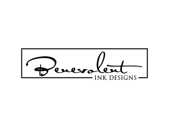 Benevolent Ink Designs logo design concepts #29