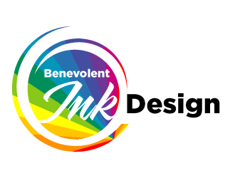 Benevolent Ink Designs logo design concepts #33