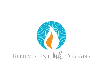 Benevolent Ink Designs logo design concepts #36