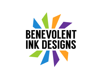 Benevolent Ink Designs logo design concepts #37