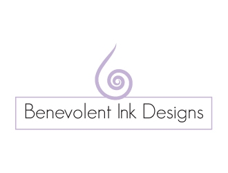 Benevolent Ink Designs logo design concepts #38