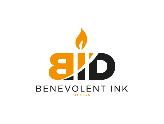 Benevolent Ink Designs logo design concepts #39