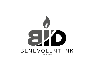 Benevolent Ink Designs logo design concepts #40
