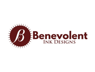 Benevolent Ink Designs logo design concepts #42