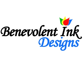 Benevolent Ink Designs logo design concepts #43