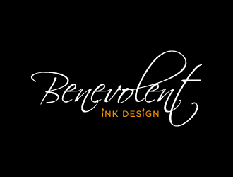 Benevolent Ink Designs logo design concepts #44