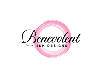 Benevolent Ink Designs logo design concepts #46