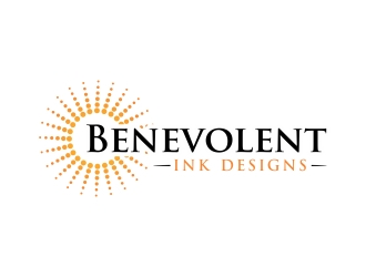 Benevolent Ink Designs logo design concepts #47