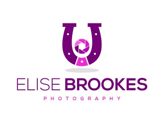 Elise Brookes Photography logo design concepts #1