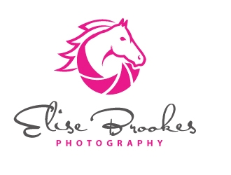 Elise Brookes Photography logo design concepts #3
