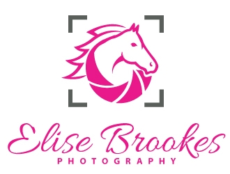 Elise Brookes Photography logo design concepts #4