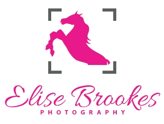 Elise Brookes Photography logo design concepts #5