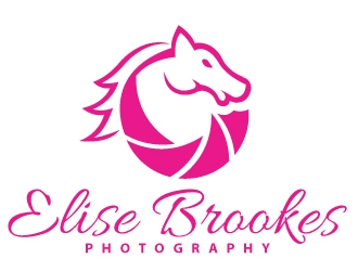 Elise Brookes Photography logo design concepts #6