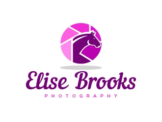 Elise Brookes Photography logo design concepts #12