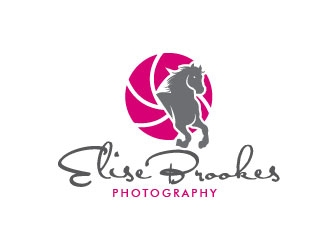 Elise Brookes Photography logo design concepts #13